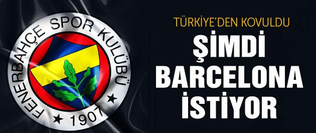 Barcelona eski Fenerbahçeli'nin peşinde