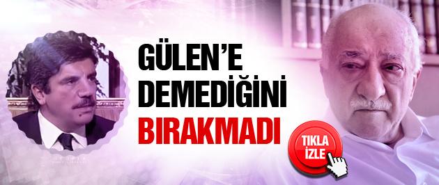 AK Partili Aktay'dan bomba Gülen yorumu