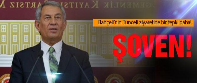 Bahçeli'nin Dersim ziyaretine HDP'den bir tepki daha!