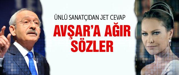 Kılıçdaroğlu Hülya Avşar için ağır konuştu