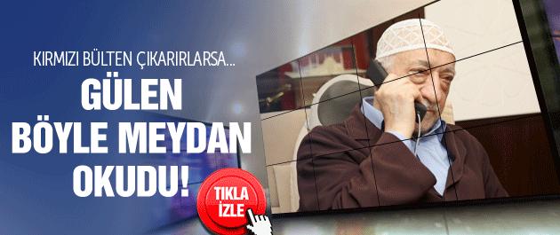 Fethullah Gülen'den Ekrem Dumanlı mesajı