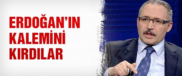 Erdoğan'ın kalemini kırdılar ihale cemaate verildi
