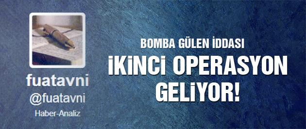 Fuat Avni: 25 Aralık'ta operasyon olacak