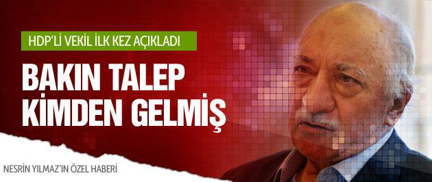 Nazmi Gür Fethullah Gülen ziyaretini anlattı!