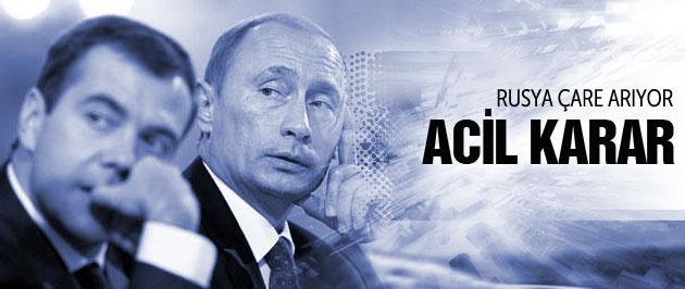 Rusya çöküyor son dakika kararı