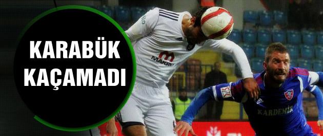 Kardemir Karabükspor - Başakşehir: 2-2