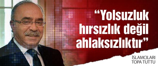 Ömer Vehbi Hatipoğlu'ndan yolsuzluk çıkışı!