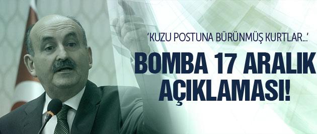 Müezzinoğlu'ndan bomba 17 Aralık açıklaması!