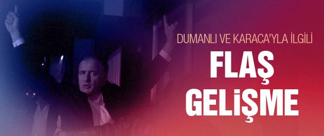 Ekrem Dumanlı ve Hidayet Karaca'ya tutuklama talebi