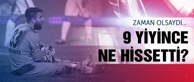 G.Saray'dan 9 gol yedi bakın ne dedi...