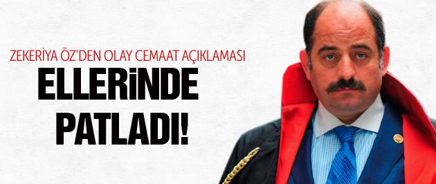 Zekeriya Öz'den olay operasyon tweetleri