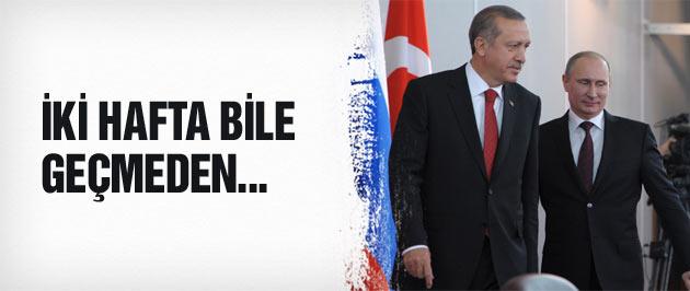 Rusya'dan sonra sıra Türkiye'de mi?