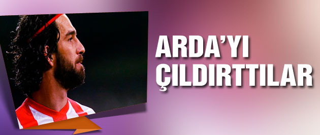 Arda Turan o iddiaya ateş püskürdü