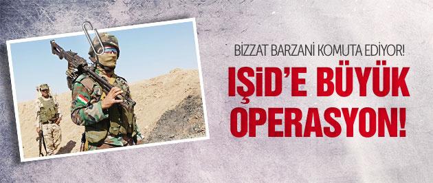 Peşmerge'den büyük IŞİD operasyonu!