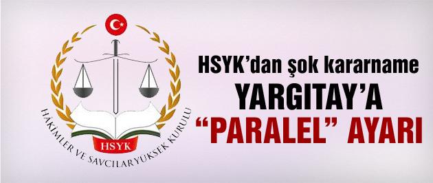HSYK'dan sürpriz Yargıtay ataması