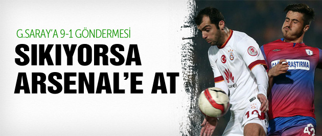Balçova Yaşamspor'da 9 gol isyanı