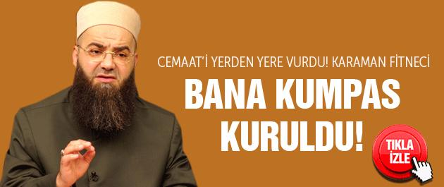 Cübbeli Hoca Gülen Cemaati'ni yerden yere vurdu