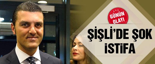 Şişli'de son dakika istifa Emir Sarıgül açıkladı