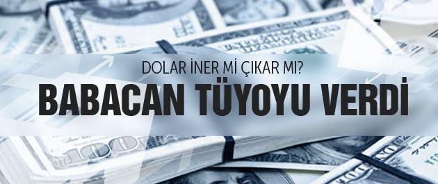 Dolar iner mi çıkar mı? Babacan açıkladı