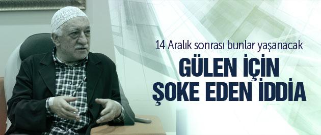 Gülen terör örgütü lideri ilan edilecek