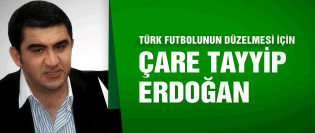 Ümit Özat: Çare Recep Tayyip Erdoğan