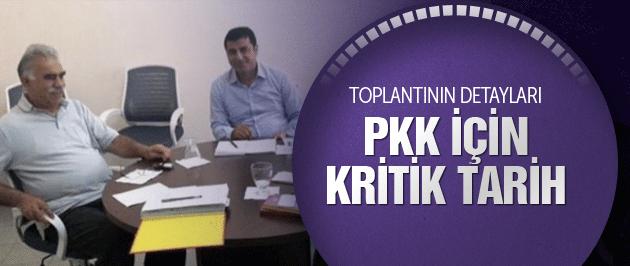 İşte PKK'nın silah bırakması beklenilen tarih