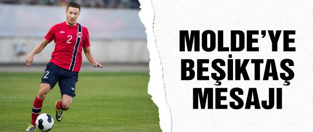 Martin Linnes'ten Molde'ye Beşiktaş mesajı