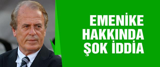 Mustafa Denizli'den şok Emenike iddiası