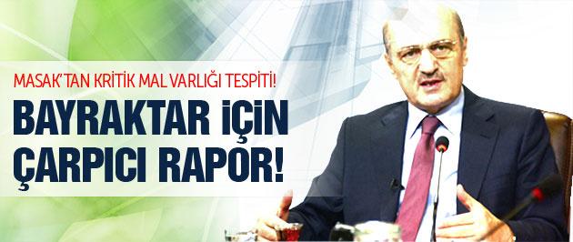 Erdoğan Bayraktar'ın mal varlığı hakkında çarpıcı rapor