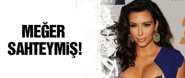 Justin Bieber ve Kim Kardasian'a şok!