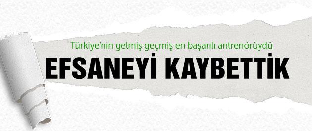 Türk voleybolunun acı günü