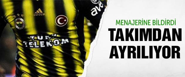 Fenerbahçe'de yıldız isim gitmek istiyor