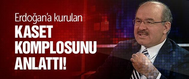 AK Partili Çelik'ten kaset açıklaması