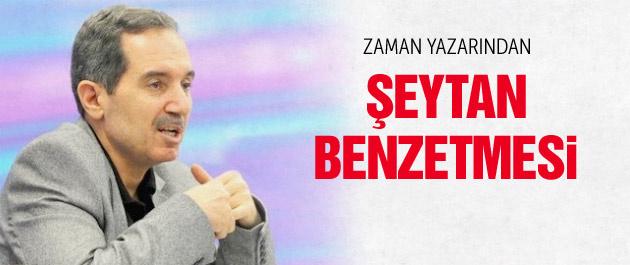 Zaman yazarı Erdoğan'ı bakın kimle kıyasladı?