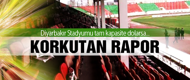 Diyarbakır'da Galatasaray maçı öncesi kriz!
