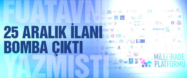 Fuat Avni yazdı Milli İrade ilanı bomba çıktı