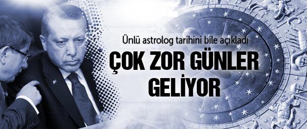 Ünlü astrolog Dinçer Güner'den hükümete 2015 uyarısı