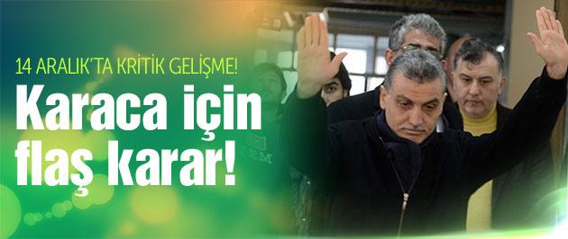 Mahkemeden Hidayet Karaca kararı! FLAŞ!