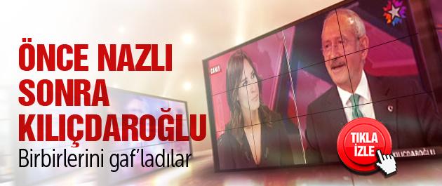 Kılıçdaroğlu Nazlı Çelik'in sorularını cevapladı!