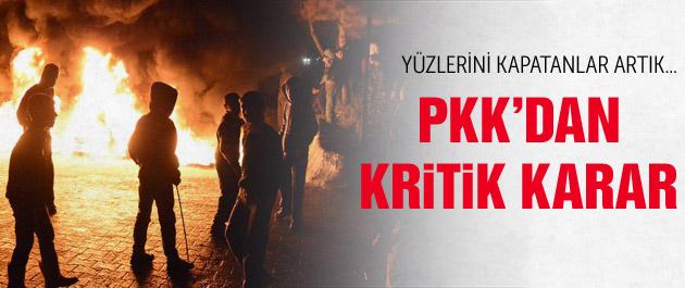 PKK'dan kritik kamu düzeni kararı