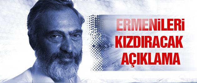 Mahçupyan'dan kritik 'Ermeni soykırımı' açıklaması