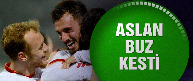 Gençlerbirliği-Galatasaray maçının sonucu ve özeti (26 Aralık 2014)