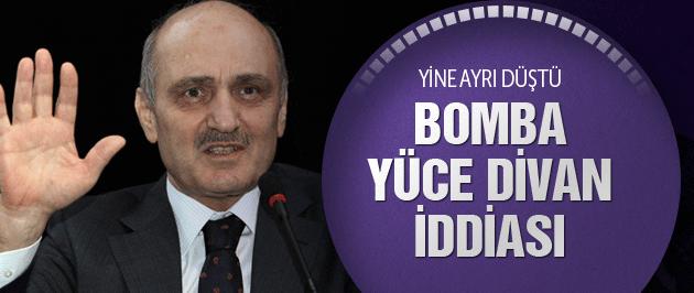 Erdoğan Bayraktar'dan Yüce Divan çıkışı!