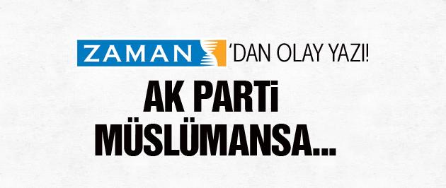 Ahmet Kurucan'dan Hayrettin Karaman'a olay yanıt