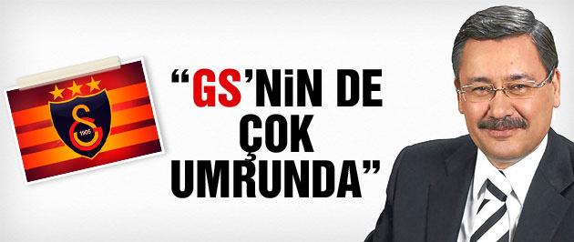 Ceyda Karan'dan Galatasaray'a Ak Saray tepkisi