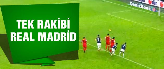 Kanarya'nın tek rakibi Real Madrid