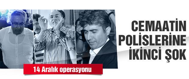 14 Aralık operasyonu 5 eski polis tutuklandı