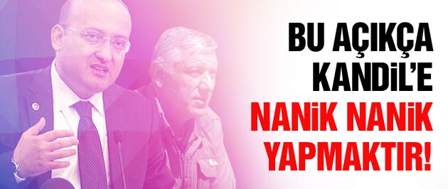 Yalçın Akdoğan'dan bomba Cizre yorumu!