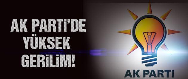 AK Parti'deki 5 Ocak geriliminin perde arkası!