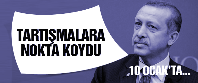Erdoğan'dan son dakika Bakanlar Kurulu açıklaması
